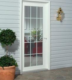 Scandinavian terrace door VEKA Danline 70/116