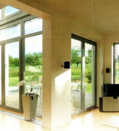 PVC window VEKA Softline 82